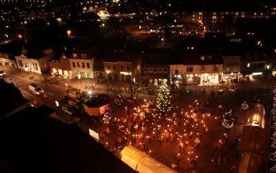 Stichting Clarity Verslavingszorg weer aanwezig op de Kerstmarkt te Heerde