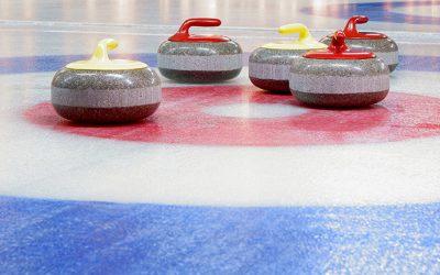 Team Clarity doet 12 december mee met de curlingwedstrijden